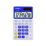 Calculator SL-300VC Extra Large Display. Solar Powered w/ Battery Back-Up.