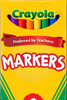 Markers Crayola 8 Pack Fine Tip